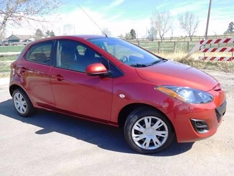 2014 Mazda MAZDA2 for sale in Parker, CO