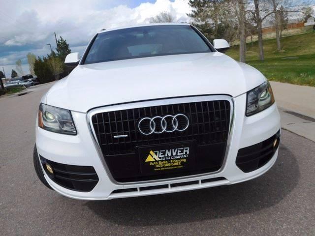 2010 Audi Q5 for sale at Denver Auto Company in Parker CO