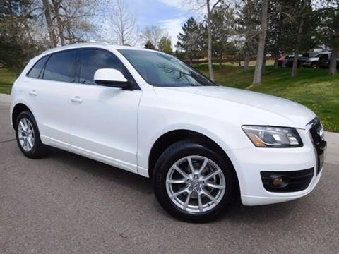 2010 Audi Q5 for sale at Denver Auto Company in Parker CO