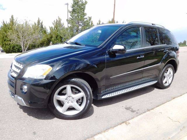 2009 Mercedes-Benz M-Class for sale at Denver Auto Company in Parker CO