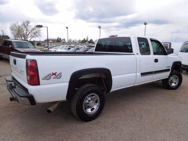 2005 Chevrolet Silverado 2500HD for sale at Denver Auto Company in Parker CO