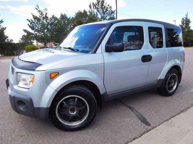 2004 Honda Element for sale at Denver Auto Company in Parker CO