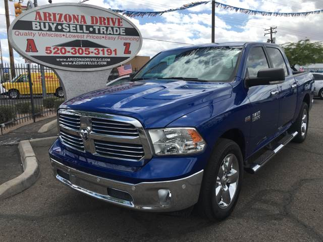 RAM Ram Pickup 1500 2016 Big Horn 4x2 4dr Crew Cab 5.5 ft. SB Pickup