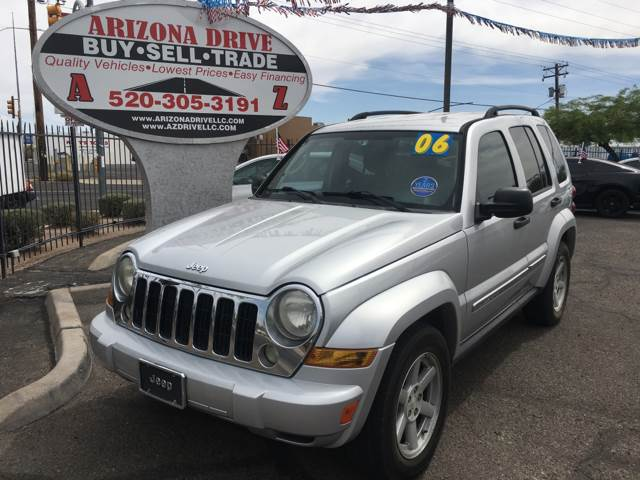 Jeep Liberty 2006 Limited 4dr SUV