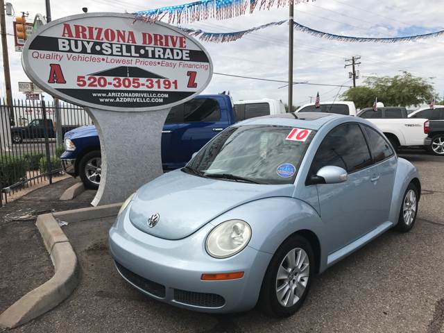 Volkswagen New Beetle 2010 Base 2dr Coupe 5M