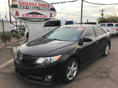 2012 Toyota Camry for sale in Tucson, AZ