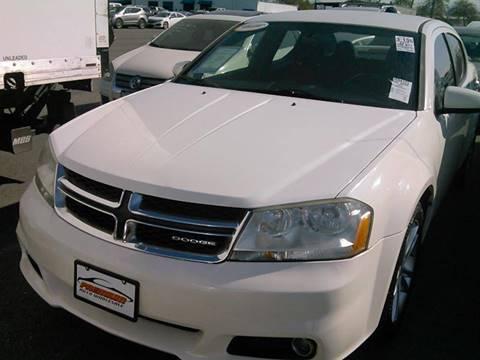 2011 Dodge Avenger for sale in Tucson, AZ
