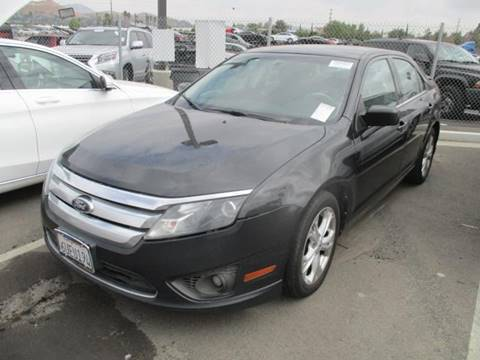 2012 Ford Fusion for sale in Tucson, AZ