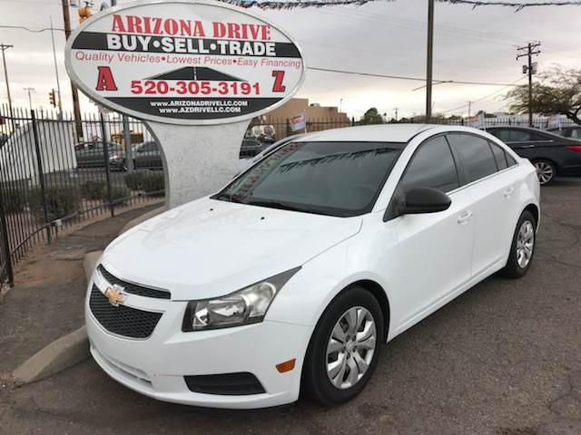 Chevrolet Cruze 2012 LS 4dr Sedan
