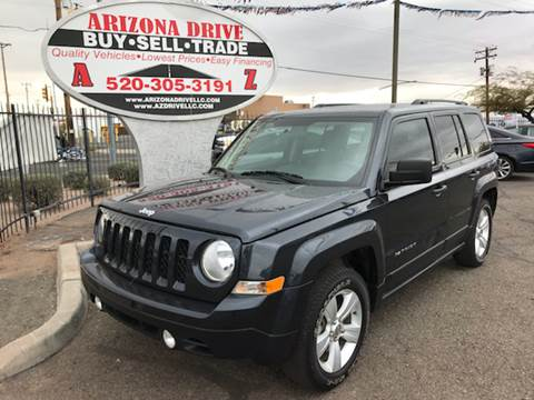 2015 Jeep Patriot for sale in Tucson, AZ