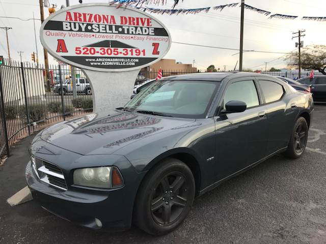 Dodge Charger 2008 RT 4dr Sedan