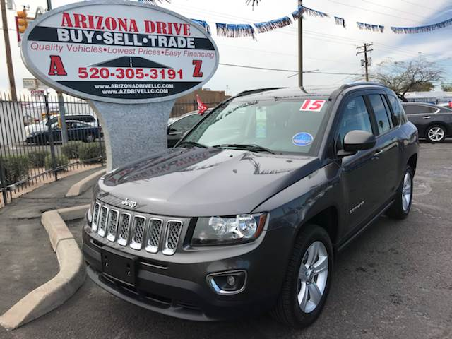 Jeep Compass 2015 High Altitude Edition 4dr SUV