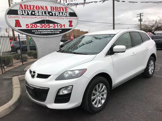 Mazda CX 7 2012 I Sport 4dr SUV   Used Cars In Tucson ?