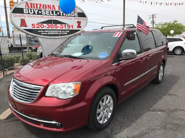 Chrysler Town and Country 2011 Touring L 4dr Mini Van