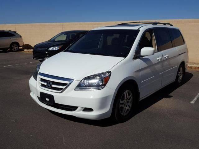 Honda Odyssey 2005 EX L w/DVD w/Navi 4dr Mini Van and Navi