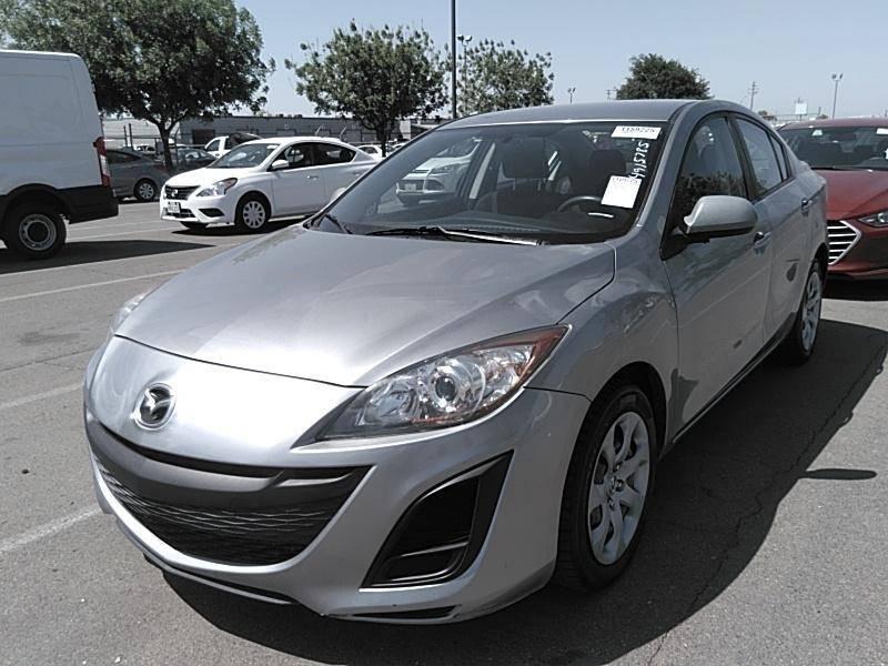 Mazda MAZDA3 2011 i Sport 4dr Sedan 5A