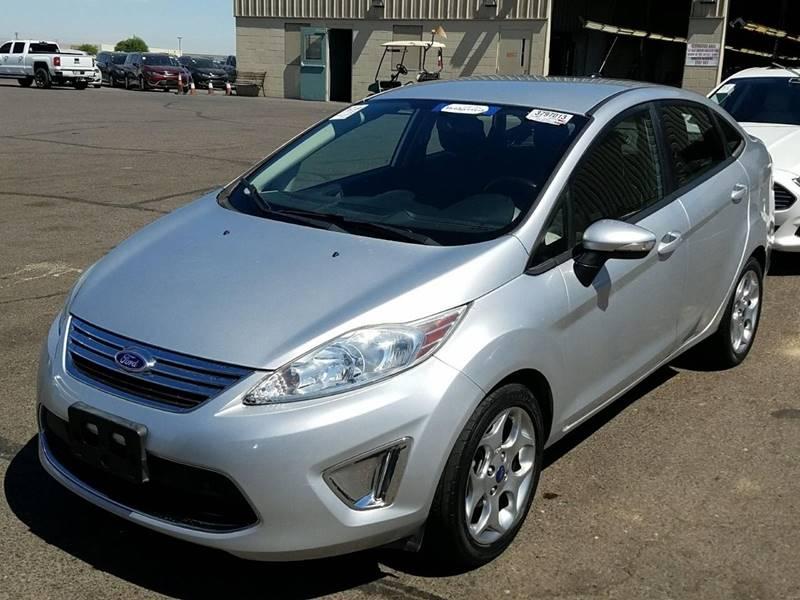 2012 Ford Fiesta for sale at Arizona Drive LLC in Tucson AZ