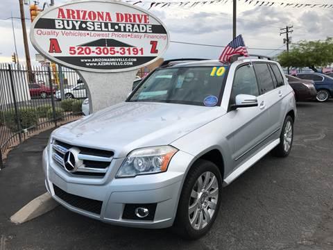 2010 Mercedes-Benz GLK for sale at Arizona Drive LLC in Tucson AZ