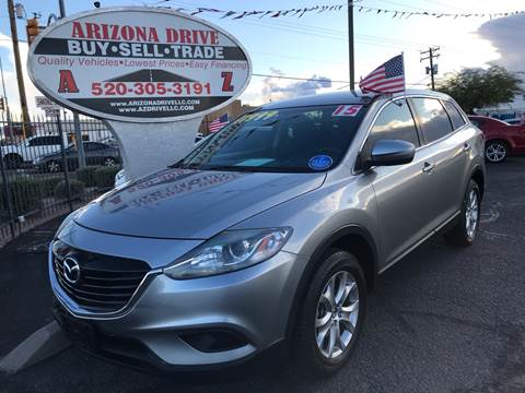 2015 Mazda CX-9 for sale in Tucson, AZ