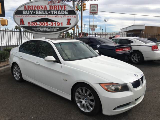 Bmw Series I Dr Sedan In Tucson AZ Arizona Drive LLC - Bmw 3 series 2006 price