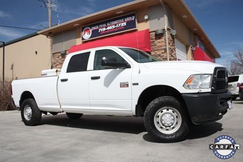 2012 RAM Ram Pickup 2500 for sale in Colorado Springs, CO