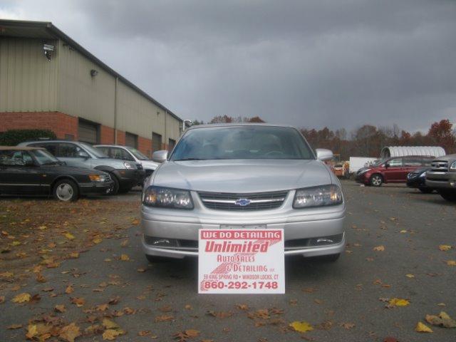2004 Chevrolet Impala LS 4dr Sedan - Windsor Locks CT