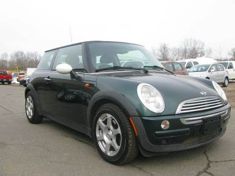 2004 MINI Cooper for sale at Unlimited Auto Sales & Detailing, LLC in Windsor Locks CT
