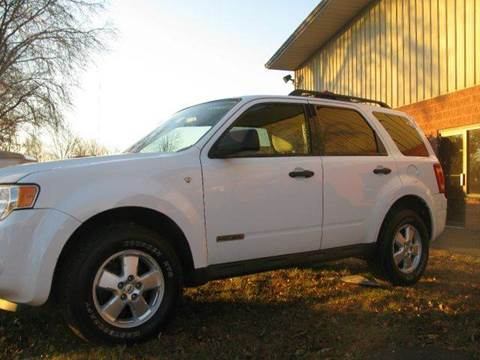 2008 Ford Escape for sale at Unlimited Auto Sales & Detailing, LLC in Windsor Locks CT