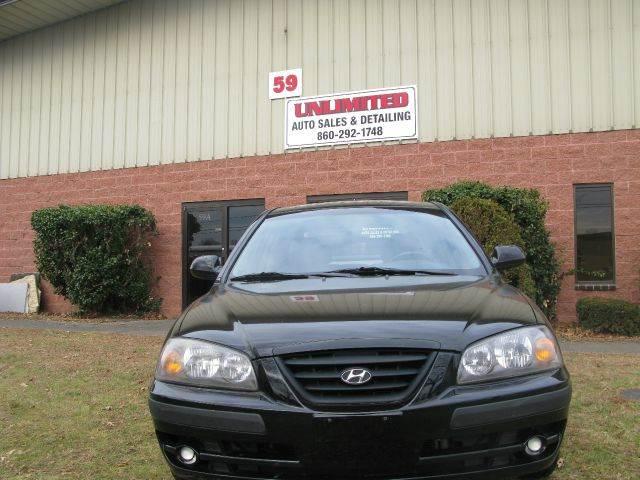 2005 Hyundai Elantra for sale at Unlimited Auto Sales & Detailing, LLC in Windsor Locks CT