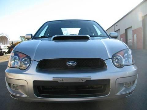 2005 Subaru Impreza for sale at Unlimited Auto Sales & Detailing, LLC in Windsor Locks CT