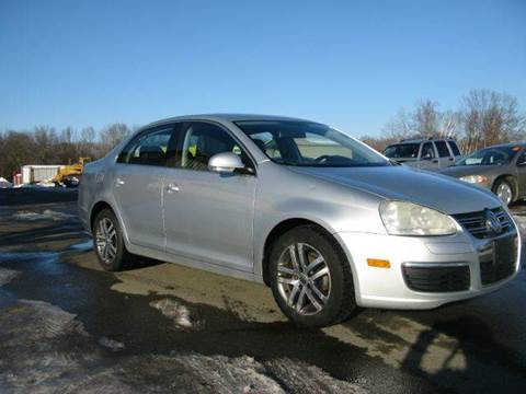 2006 Volkswagen Jetta for sale at Unlimited Auto Sales & Detailing, LLC in Windsor Locks CT