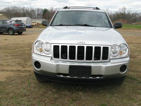 2005 Jeep Grand Cherokee for sale at Unlimited Auto Sales & Detailing, LLC in Windsor Locks CT