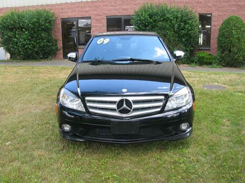 2009 Mercedes-Benz C-Class for sale at Unlimited Auto Sales & Detailing, LLC in Windsor Locks CT