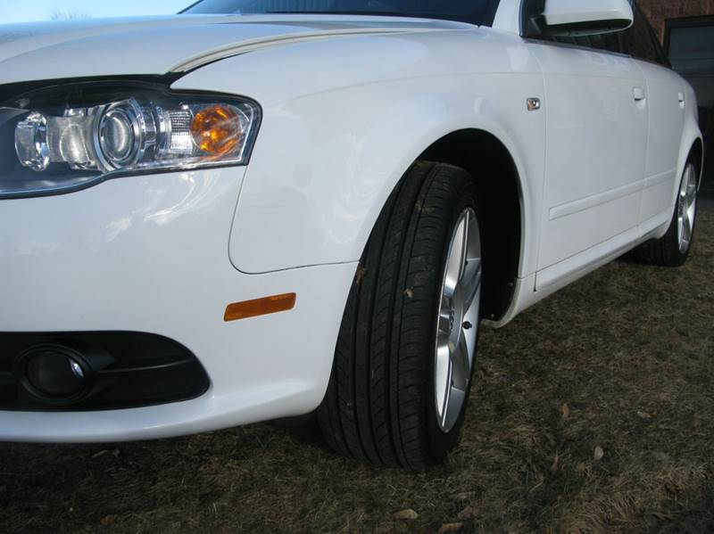2008 Audi A4 AWD 2.0T quattro 4dr Sedan (2L I4 6A) - Windsor Locks CT