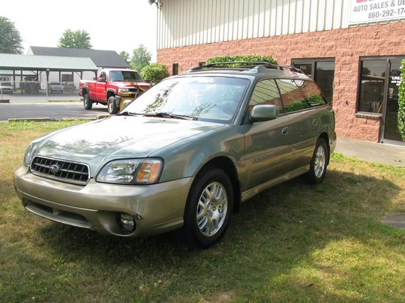 2004 Subaru Outback AWD Limited 4dr Wagon In Windsor Locks