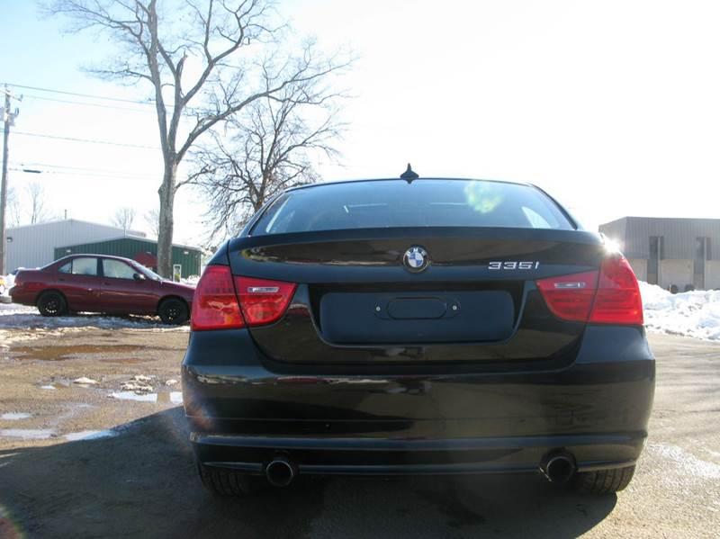 2009 BMW 3 Series 335xi AWD 4dr Sedan - Windsor Locks CT