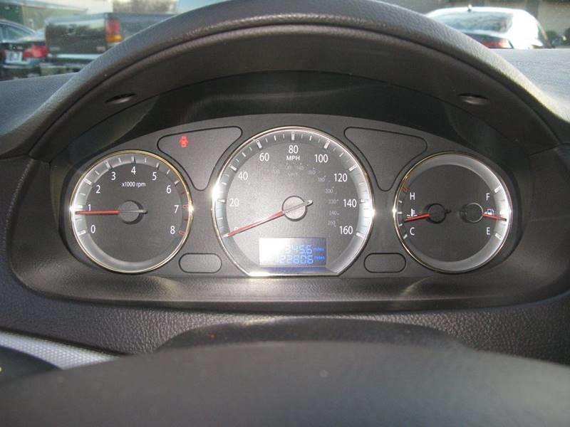 2009 Hyundai Sonata GLS 4dr Sedan 5A - Windsor Locks CT
