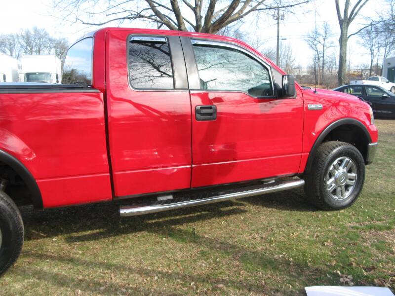 2008 Ford F-150 4x4 FX4 4dr SuperCab Styleside 6.5 ft. SB - Windsor Locks CT