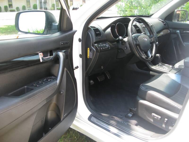 2012 Kia Sorento AWD SX 4dr SUV - Windsor Locks CT