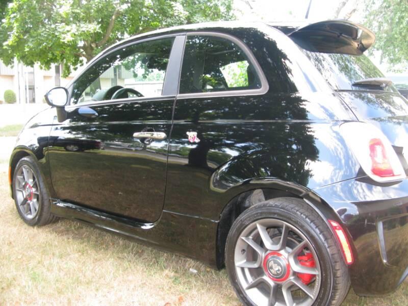 2014 FIAT 500 Abarth 2dr Hatchback - Windsor Locks CT