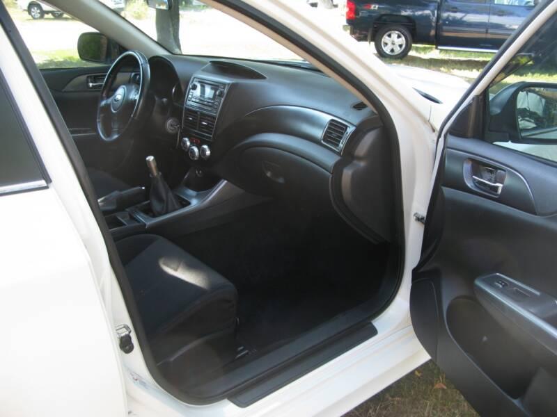 2013 Subaru Impreza AWD WRX 4dr Sedan - Windsor Locks CT