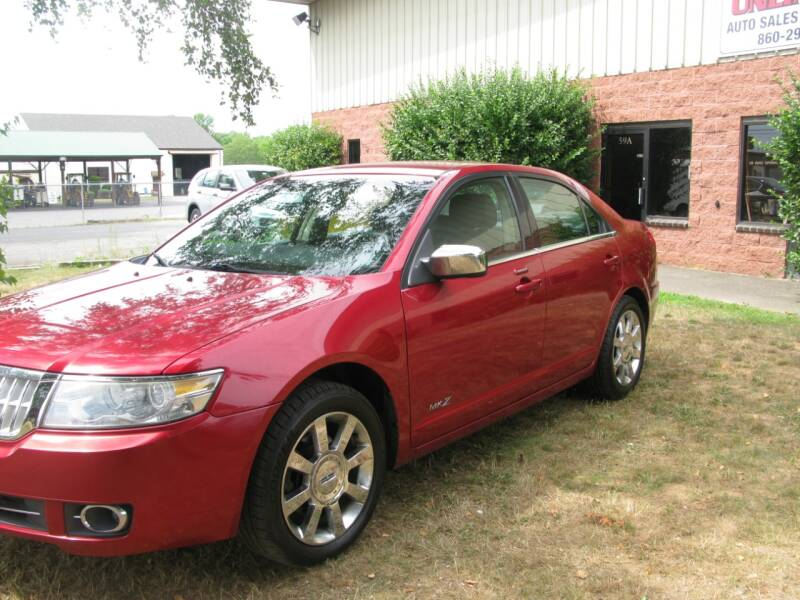 2007 Lincoln MKZ AWD 4dr Sedan - Windsor Locks CT