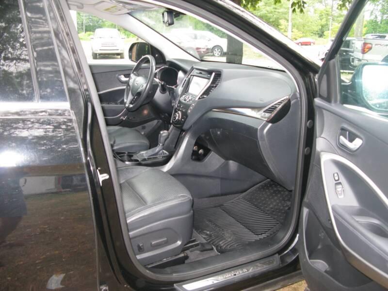 2013 Hyundai Santa Fe AWD Limited 4dr SUV - Windsor Locks CT