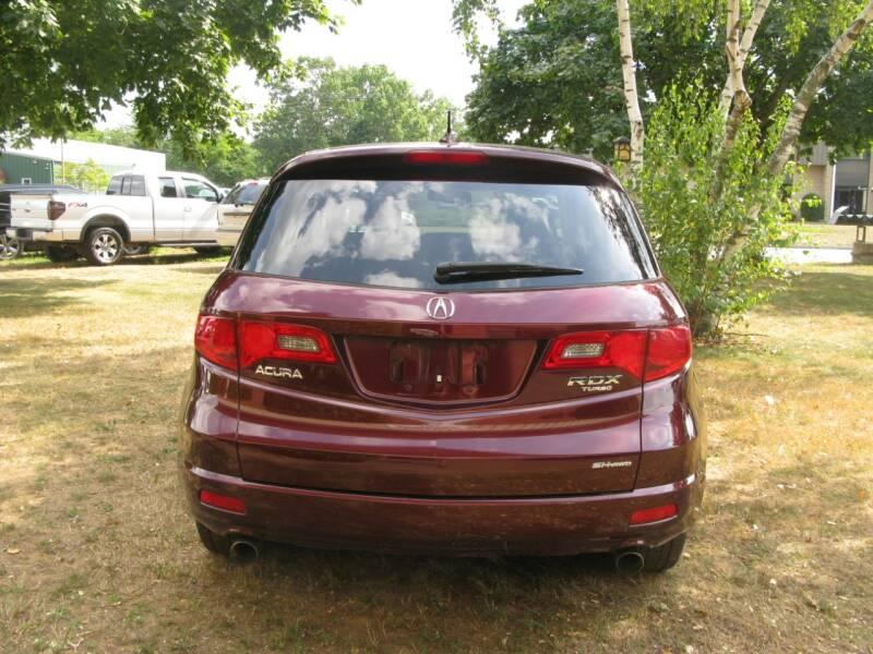 2009 Acura RDX SH-AWD 4dr SUV - Windsor Locks CT