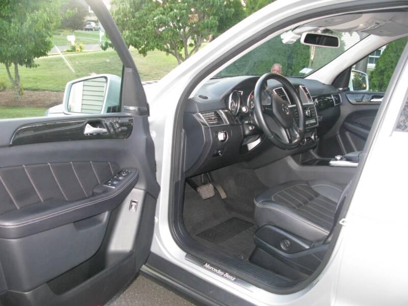 2015 Mercedes-Benz GL-Class AWD GL 350 BlueTEC 4MATIC 4dr SUV - Windsor Locks CT