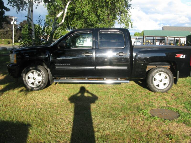 2011 Chevrolet Silverado 1500 4x4 LT 4dr Crew Cab 5.8 ft. SB - Windsor Locks CT
