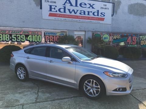2014 Ford Fusion for sale in Springhill, LA