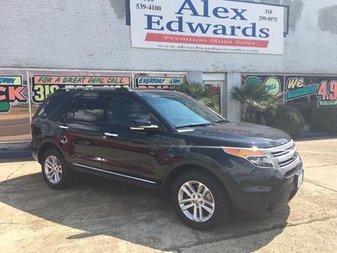 2014 Ford Explorer for sale in Springhill, LA