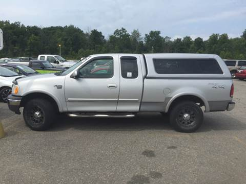 2002 Ford F-150 for sale at More For Less Auto Sales LLC in Lorain OH