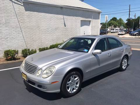 2004 Mercedes-Benz E-Class for sale in Clifton, NJ